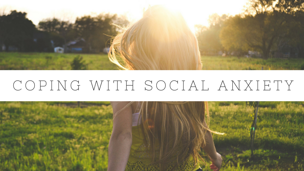 Managing Social Anxiety- World Mental Health Day ...