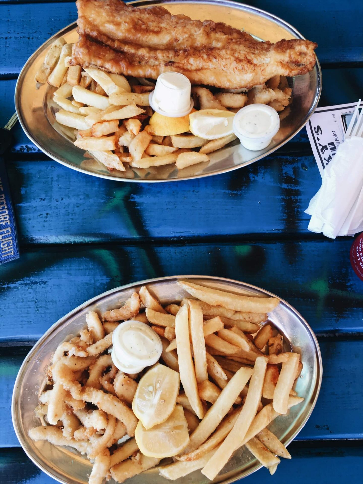 Things to do in Cape Town Kalkys Fish and Chips