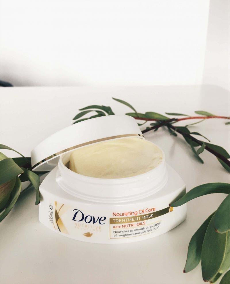 Dove Nourishing Oil Care Treatment Mask