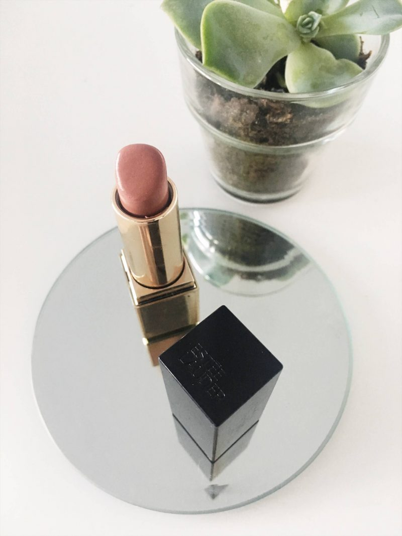 Estee Lauder Pure Color Envy in Intense Nude topknotch