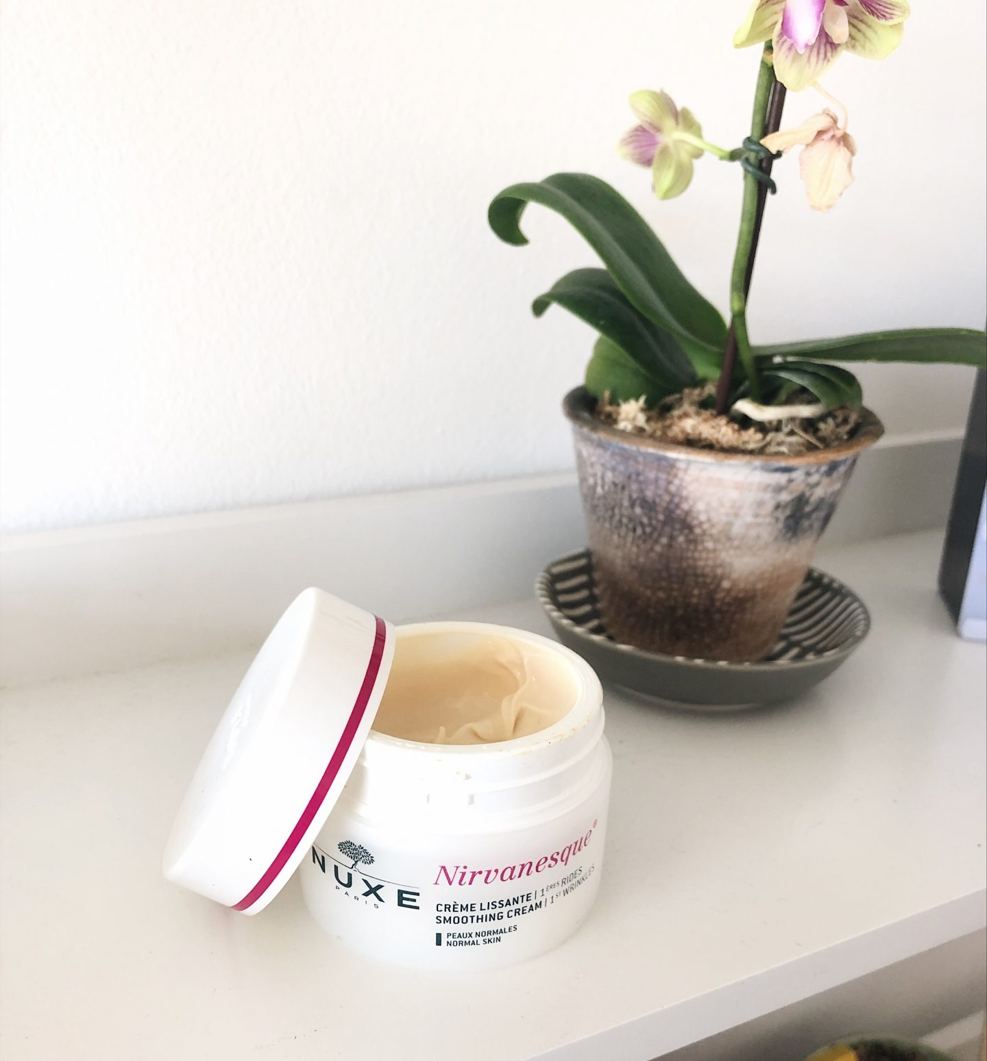 Nuxe Nirvanesque Frist Wrinkles Cream Topknotch Blog Rachael Williams south africa