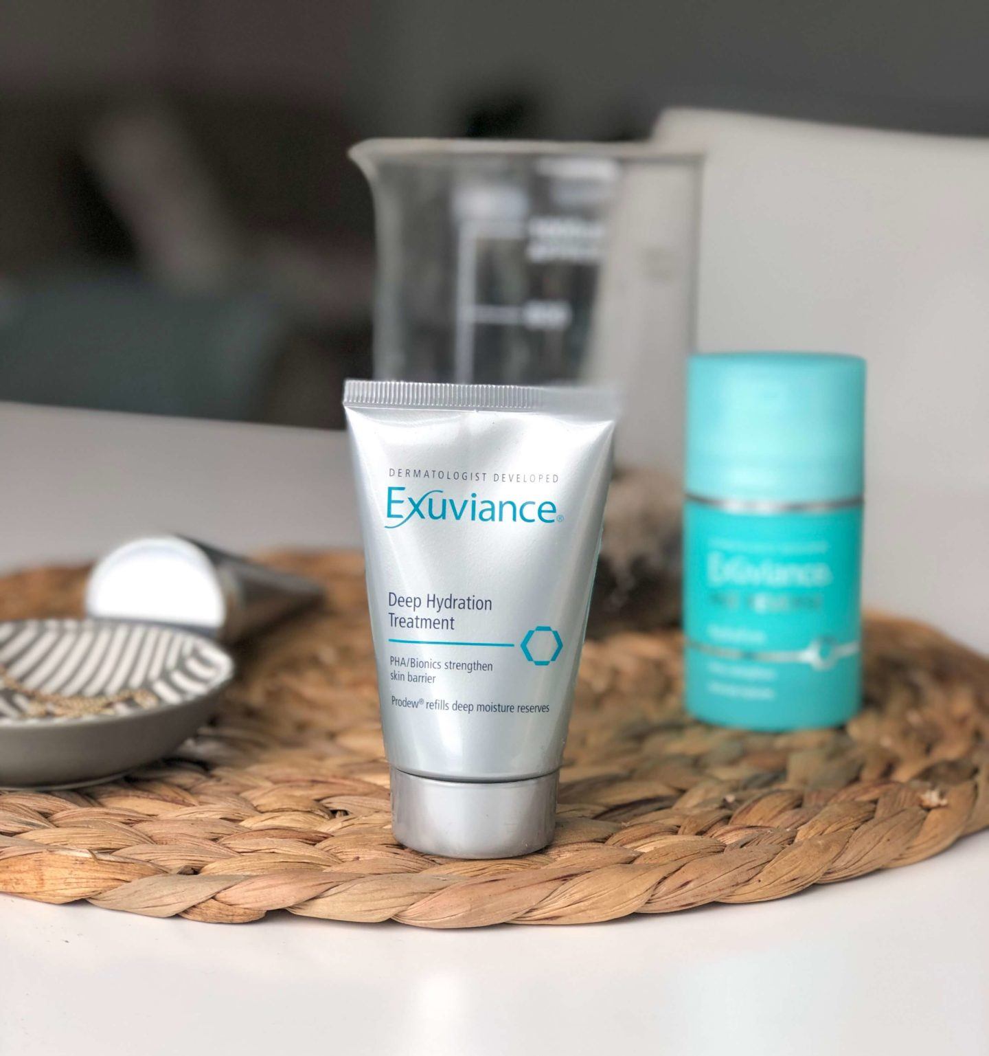Exuviance Skincare rachael williams sincerely blonde