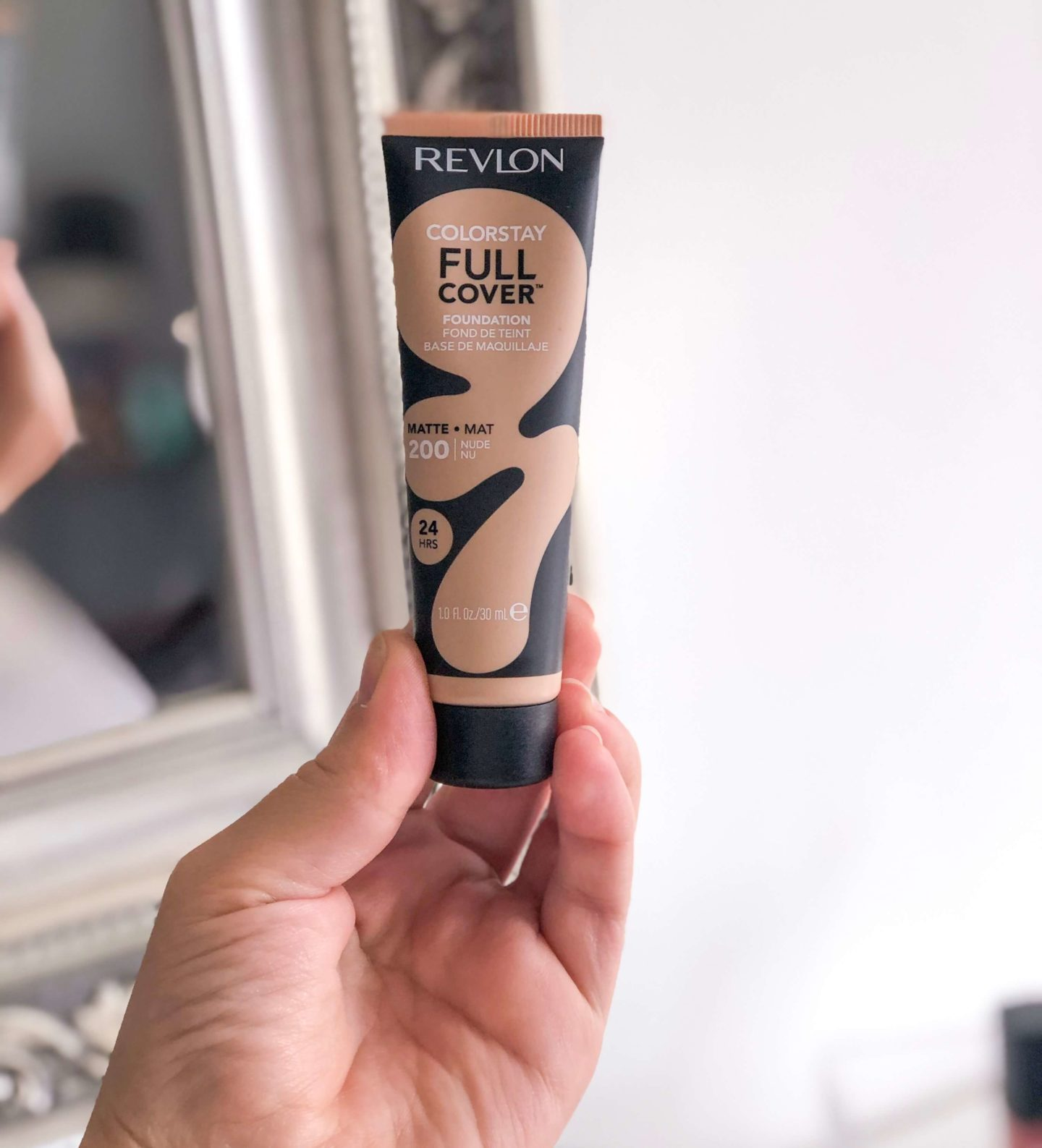 Revlon Full Cover Colorstay sincerely blonde
