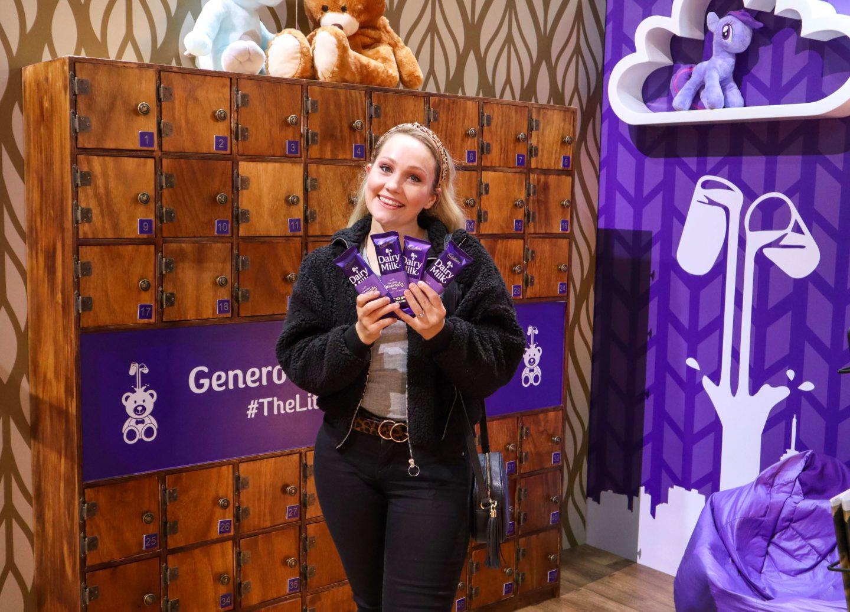Cadbury Little Generosity Shop